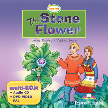 Showtime Readers Level 3 The Stone Flower multi-ROM (Audio CD / DVD Video PAL)