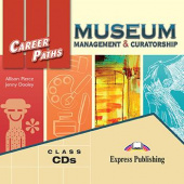 Career Paths: Museum Management & Curatorship Audio CDs (Set of 2)