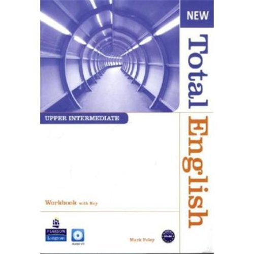 New Total English Upper Intermediate Workbook (with Key) and Audio CD