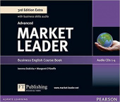 Market Leader 3rd Edition Extra Advanced Class CDs (4)