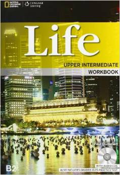 Life Upper Intermediate Workbook + Audio CD
