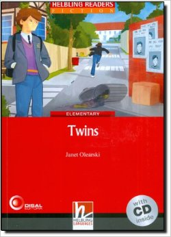 Red Series Fiction Level 3: Twins + CD