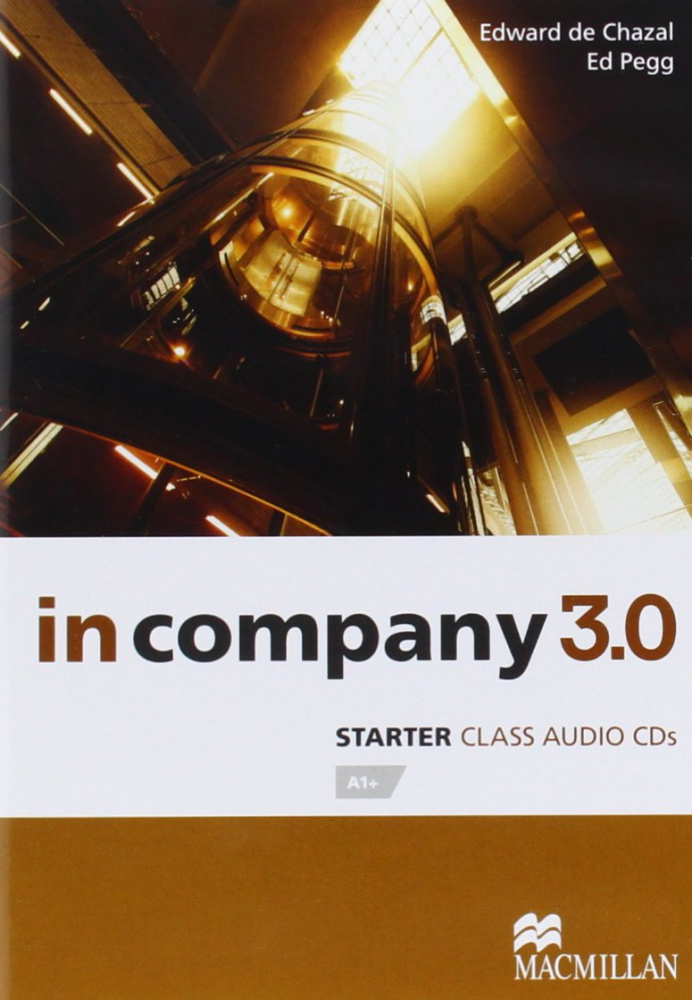 In Company 3.0 Starter Class Audio CD