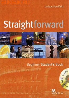 Straightforward Beginner Student's Book & CD-ROM Pack