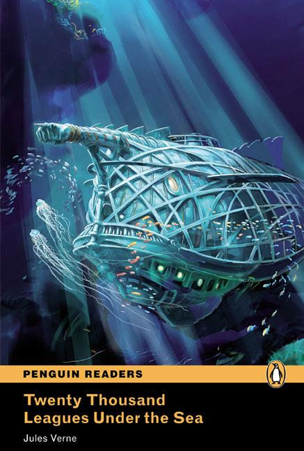 Twenty Thousand Leagues Under The Sea (With Audio CD)