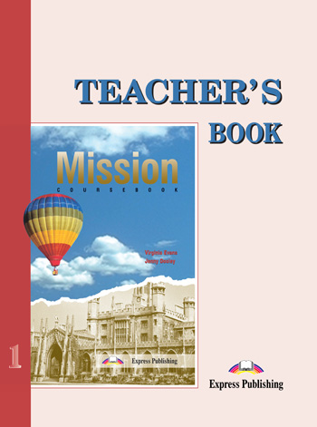 Mission 1 Teacher's Book