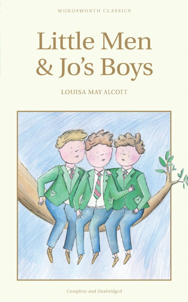 Alcott L.M. Little Men and Jo's Boys