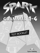 Spark 1-4 (Monstertrackers) Grammar Test Booklet