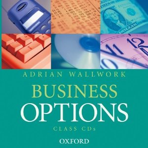 Business Options Audio CDs (2)