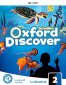 Oxford Discover Second edition 2: Student's Book with App