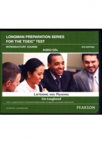 Longman Preparation Series for the TOEIC® Test, 5th Edition Introductory Course Audio CDs set