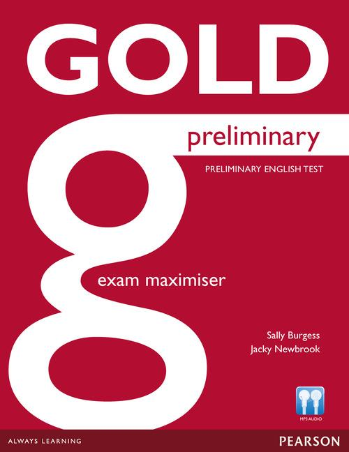New Gold Preliminary Exam Maximiser (without Key)