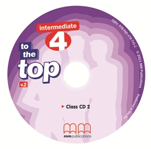 To the Top 4 Class CDs