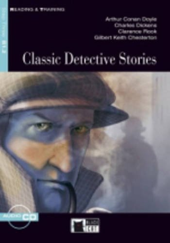 Reading & Training Step 3: Classic Detective Stories + CD