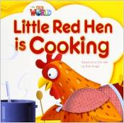 Our World Readers Level 1: Little Red Hen is Cooking (Big Book)