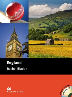 Macmillan Cultural Readers: England with Audio CD (Pre-Intermediate)