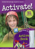 Activate! B1 Student's Book and Active Book Pack