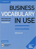 Business Vocabulary in Use: 3rd Edition Intermediate Book with Answers and Enhanced: Self-Study + ebook