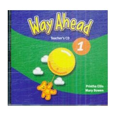 New Way Ahead 1 Teacher's CD (2) (Лицензия)