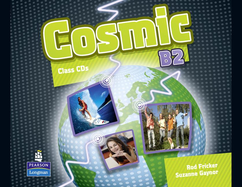Cosmic B2  Class Audio CDs (Лицензия)