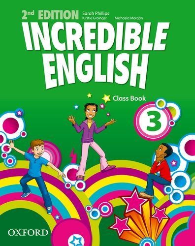 Incredible English (Second Edition) Level 3 Class Book