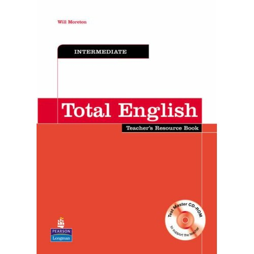Total English Intermediate Teacher's Resource Book with CD-ROM