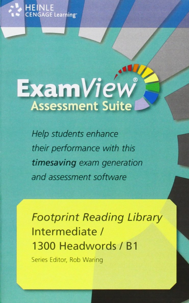 Fotoprint Reading Library B1 Examview CD-ROM (1300 words)