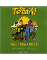 Oxford Team 2 Class Audio CDs (2)