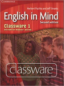 English in Mind Second edition 1 Classware DVD-ROM