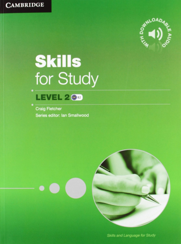 Skills for Study 2 Student's Book with Downloadable Audio