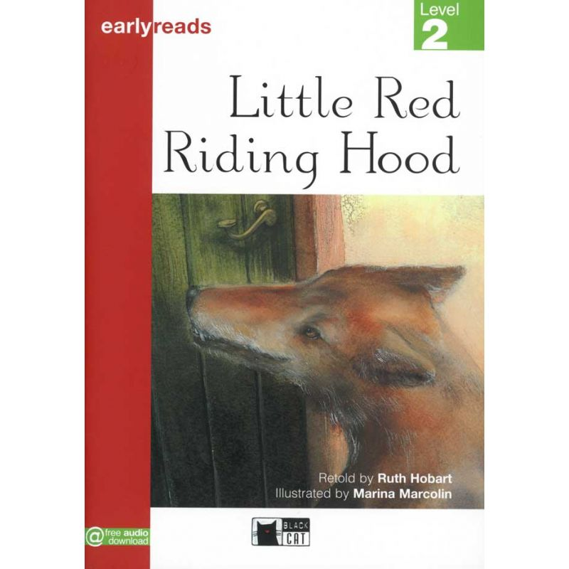 Black Cat Earlyreads Level 2: Little Red Riding Hood