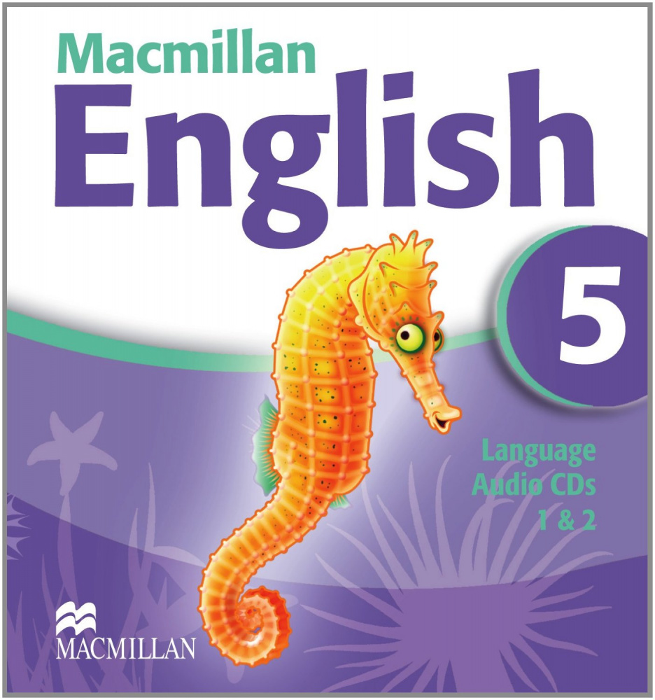 Macmillan English 5 Language CD