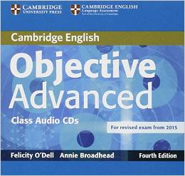 Objective Advanced 4th Edition (for revised exam 2015) Class Audio CDs (2) (Лицензия)