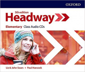Headway Fifth Edition Elementary Class Audio CDs
