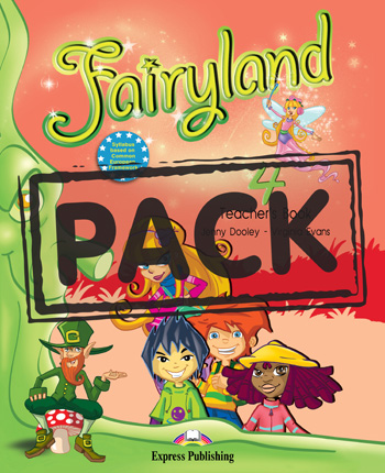 Fairyland 4 Teacher's Book with Posters