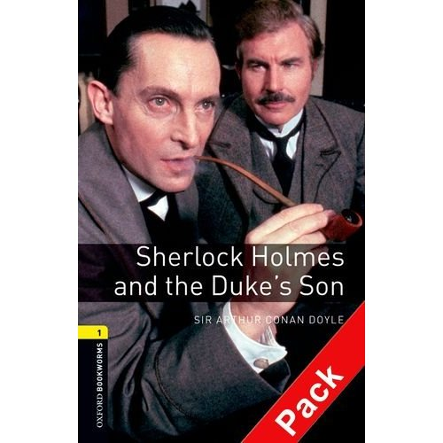 Sherlock Holmes and the Duke's Son Audio CD Pack