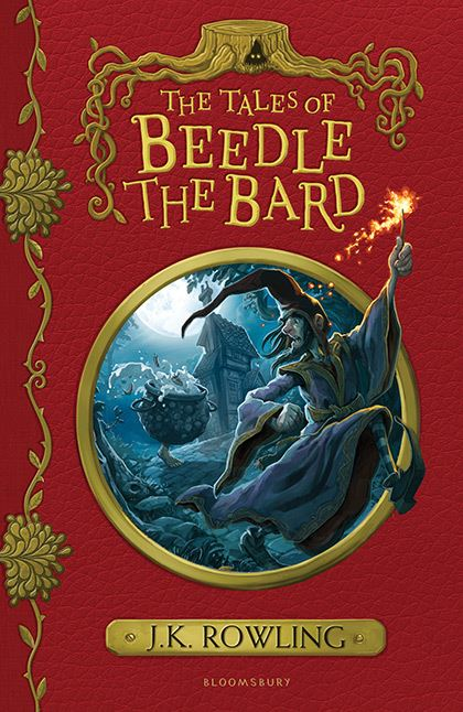 Harry Potter: The Tales of Beedle the Bard (New Edition) - Paperback