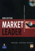 New Market Leader Intermediate Coursebook with Multi-ROM