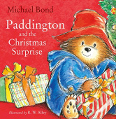 Bond Michael. Paddington and the Christmas Surprise (board book)