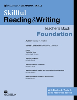 Skillful Reading and Writing Foundation Level Teacher's Book + Digibook