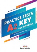 Practice Tests A2 Key for Schools for the Revised 2020 Exam - Student's Book (with Digibooks App)