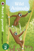 Ladybird: Wild Animals (mini Hc)