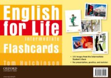 English for Life Intermediate Flashcards