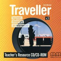 Traveller Beginner - Pre-Intermediate Teacher's Resource CD/CD-ROM