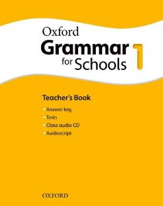 Oxford Grammar for Schools 1 Teacher's Book and Audio CD Pack