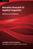 Cambridge Applied Linguistics: Narrative Research in Applied Linguistics
