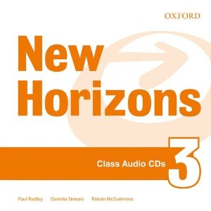 New Horizons 3 Class Audio CD
