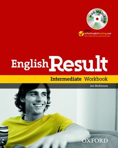 English Result Intermediate Workbook With Answer Booklet