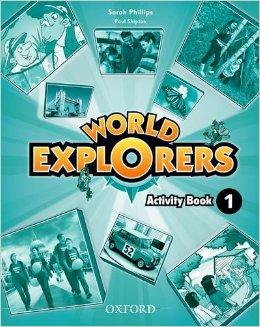 World Explorers Level 1 Activity Book