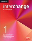 Interchange 5th Edition 1 Student's Book with Online Self-Study